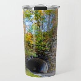 Smoky Mountain Tunnel Travel Mug