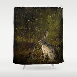 Hare Shower Curtain