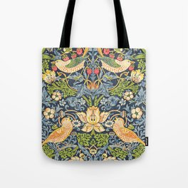 William Morris Strawberry Thief Restored Tote Bag