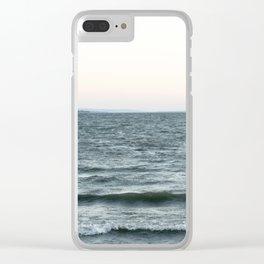 SENECA LAKE Clear iPhone Case