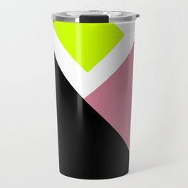 Imperfect Geometry Travel Mug