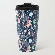 Unicorns in Hesperides Travel Mug