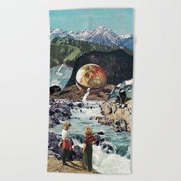 The Great Flood Beach Towel
