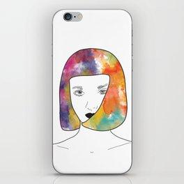 face I iPhone Skin