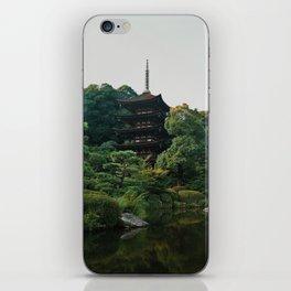 Rurikoji Temple, Yamaguchi Japan iPhone Skin