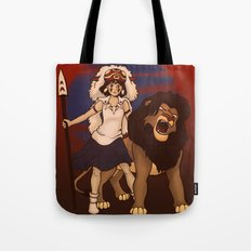 Great Kings of the Past Tote Bag