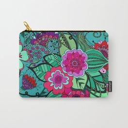 Garden Fantasy Carry-All Pouch