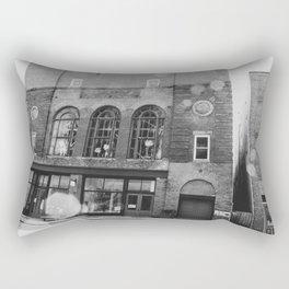 Opera House Orbs Rectangular Pillow