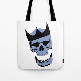 The Blue King Tote Bag