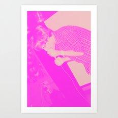John Maus Art Print