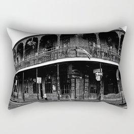 Bourbon Street, New Orleans Rectangular Pillow