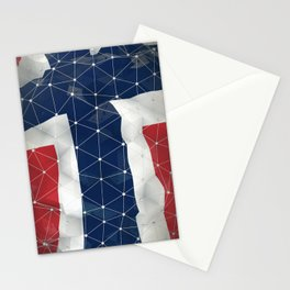 Flag of Norway Stationery Cards