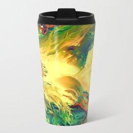 ART  PRINT/NUDE MERMAID LADYKASHMIR MOBILE DEVICE /LAPTOP/I POD / Travel Mug