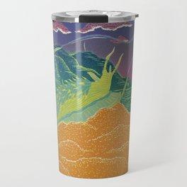 Santa Cruz Nudibranch Travel Mug