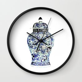 GINGER JAR NO.6 Wall Clock