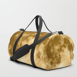 Golden Moonage Duffle Bag