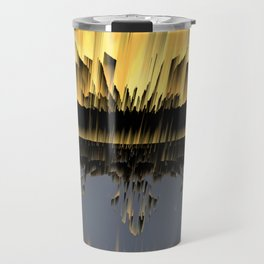 Against an asteroid attack Travel Mug