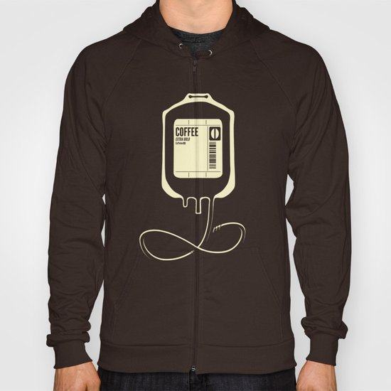 Coffee Transfusion Hoody
