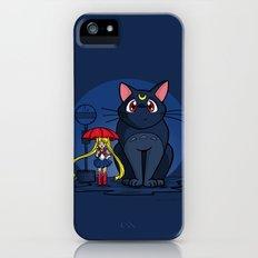 My Neighbor Luna Slim Case iPhone (5, 5s)