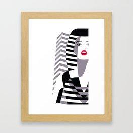 Milano I Framed Art Print