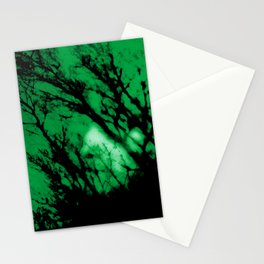 Aurora Green. Stationery Cards