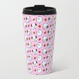 Pink Poros Travel Mug
