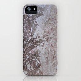 Fragmentation iPhone Case