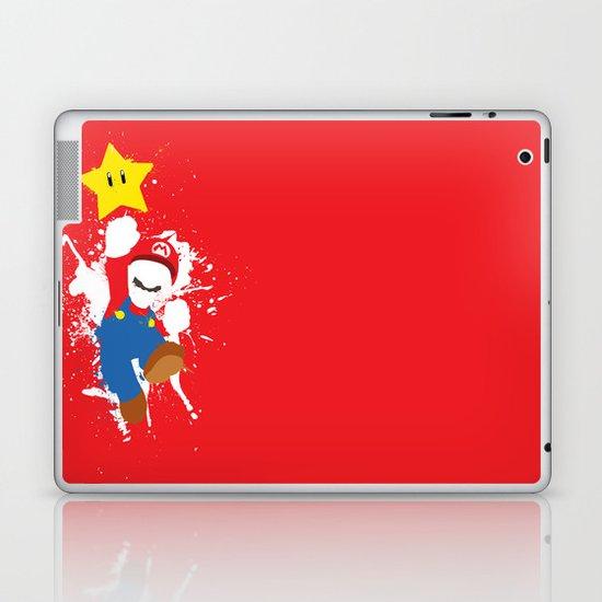 Mario Paint Laptop & iPad Skin