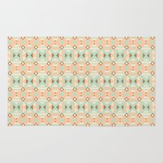 Ethnic Moroccan Motifs Seamless Pattern 18 Rug