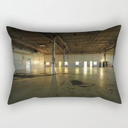 Factory Floor Rectangular Pillow