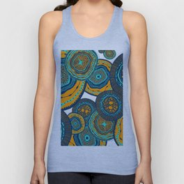Colorwheel Unisex Tank Top