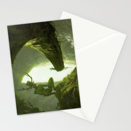 How do you mean you don't wanna go outside? Stationery Cards