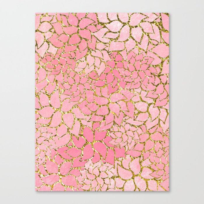 Summer Pattern #10 Canvas Print