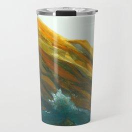 Spanish Seas Travel Mug