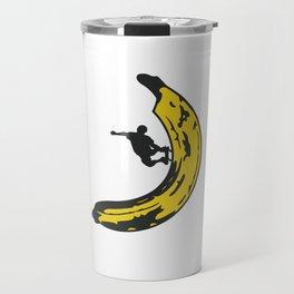 Banana Boarder Travel Mug