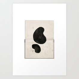 Abstract 646 Art Print
