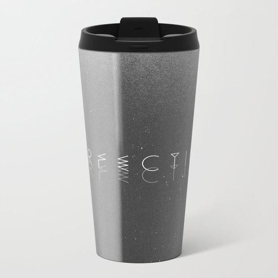 Perfection Metal Travel Mug