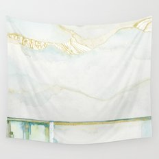 Ethereal Cloudscape I Wall Tapestry