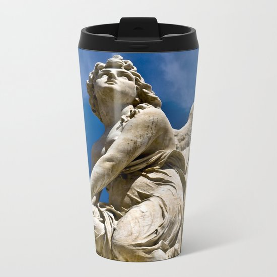 Song of the Angels Metal Travel Mug