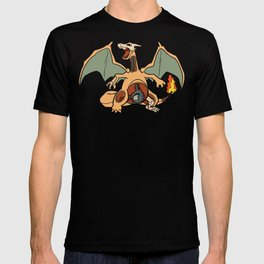 Charizard Anatomy T-shirt