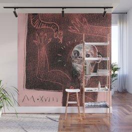 Winters Hymn: Part 179, Digital Drawing Wall Mural