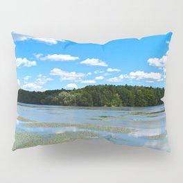 Lake Shoreline Pillow Sham
