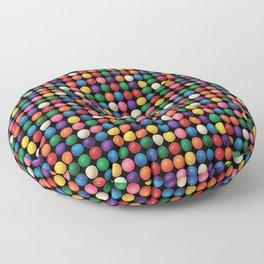 The Gumball Machine Floor Pillow