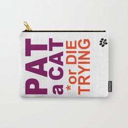 PAT a CAT Carry-All Pouch