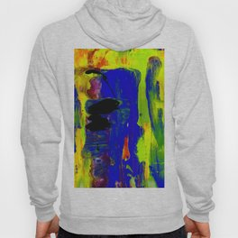 Abstraction Wonder No.2b by Kathy Morton Stanion Hoody