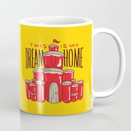 Jam Dream Home Coffee Mug