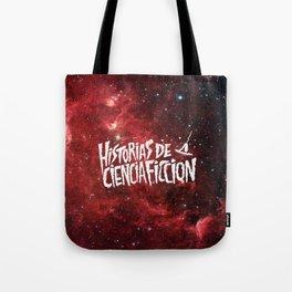 Historias de Ciencia Ficción: Nebulosa Tote Bag