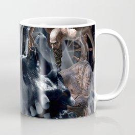 Skull resident Coffee Mug