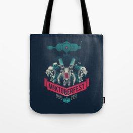 MaKtoberfest 13 Tote Bag