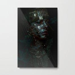 In The Twilight Metal Print